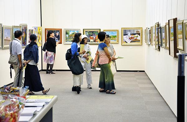 アトリエTODAY美術展2019開催_b0212226_22000067.jpg
