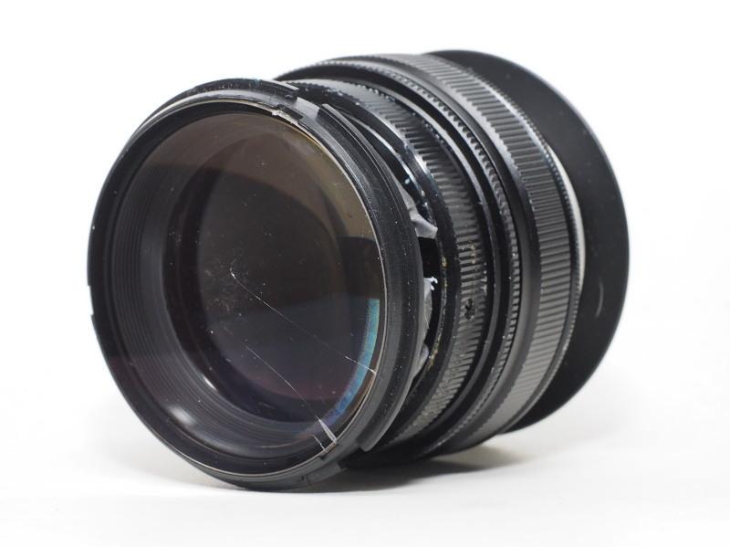 New FD 35-105mm F3.5-4.5の前玉_c0109833_16381269.jpg