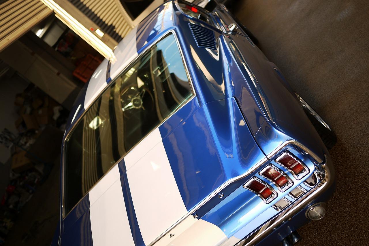 1967y フォード マスタング ウインカーつかない_d0171835_17341028.jpg