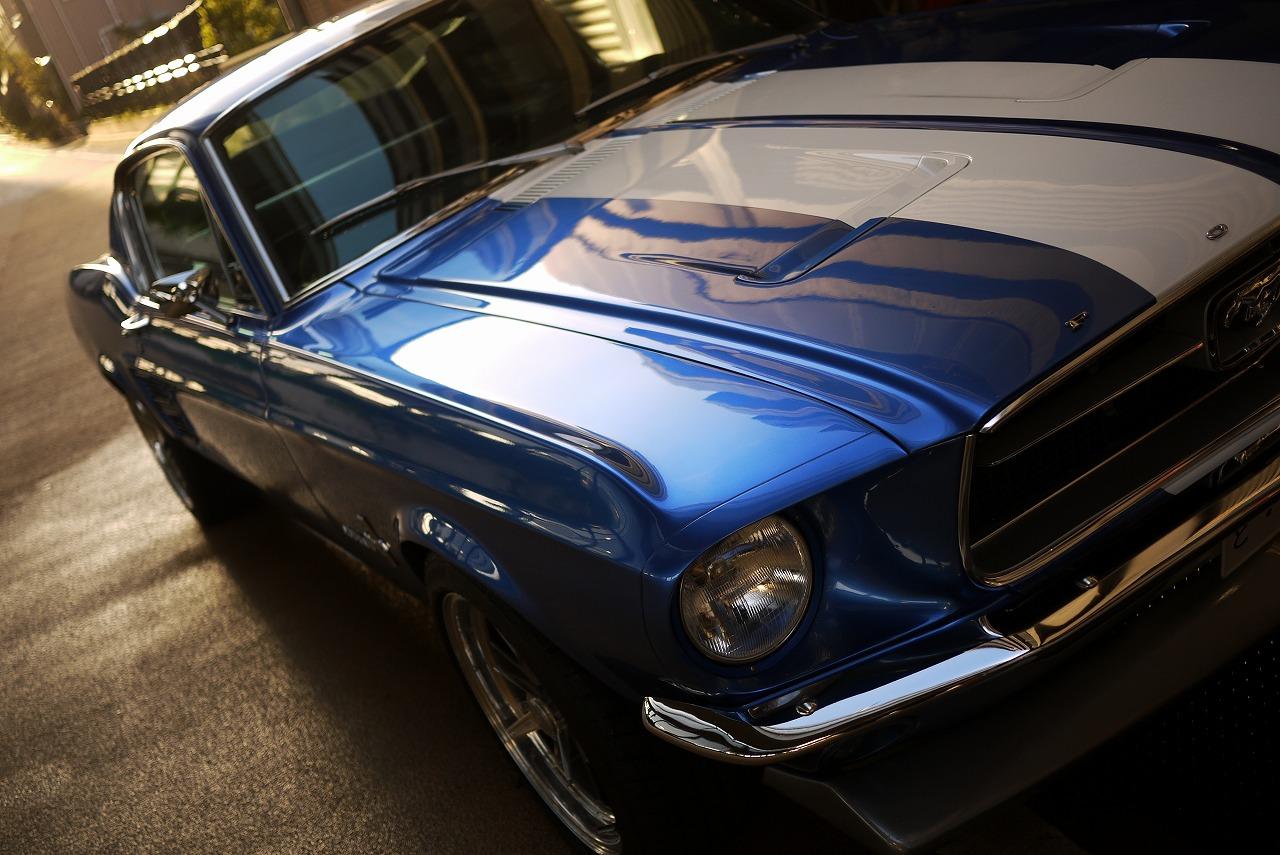 1967y フォード マスタング ウインカーつかない_d0171835_17341938.jpg