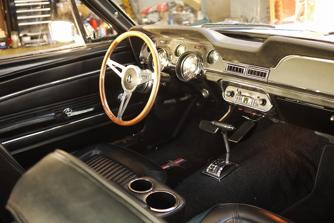 1967y フォード マスタング ウインカーつかない_d0171835_17342722.jpg