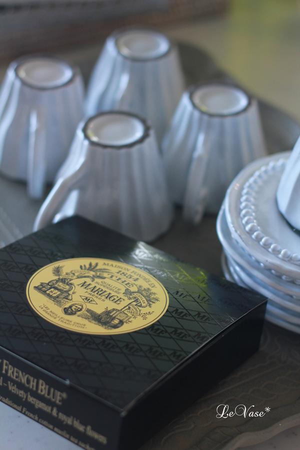 マリアージュフレールの紅茶とラムレーズンのスウィートポテト_e0158653_14223461.jpg