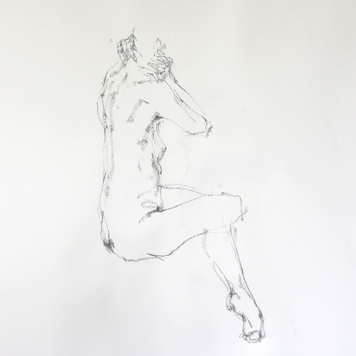 《 裸婦素描 》_f0159856_19463525.jpg