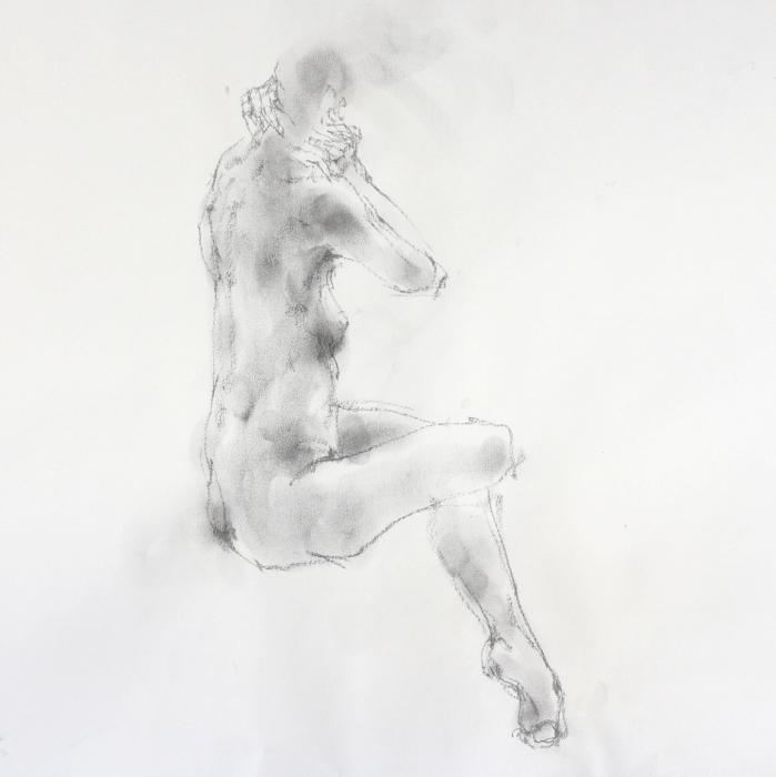 《 裸婦素描 》_f0159856_19464650.jpg
