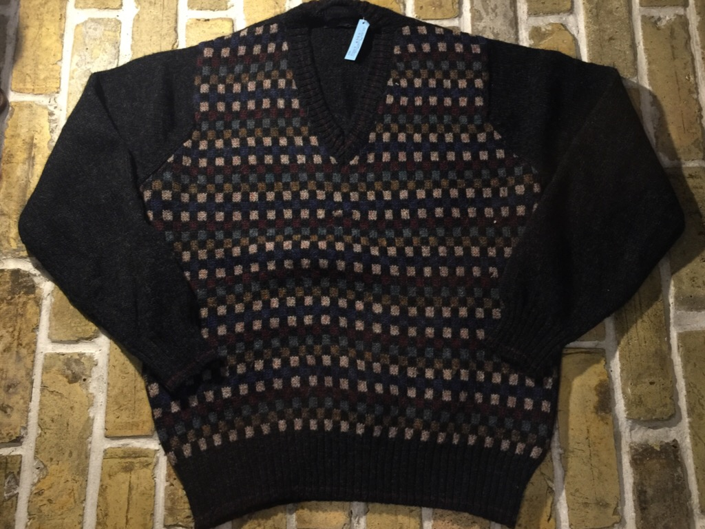 Wool Sweater!#2 (T.W.神戸店)_c0078587_16462032.jpg