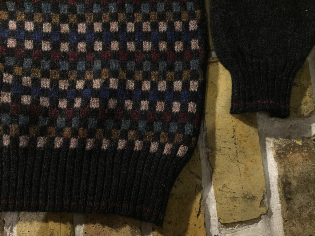 Wool Sweater!#2 (T.W.神戸店)_c0078587_16471410.jpg