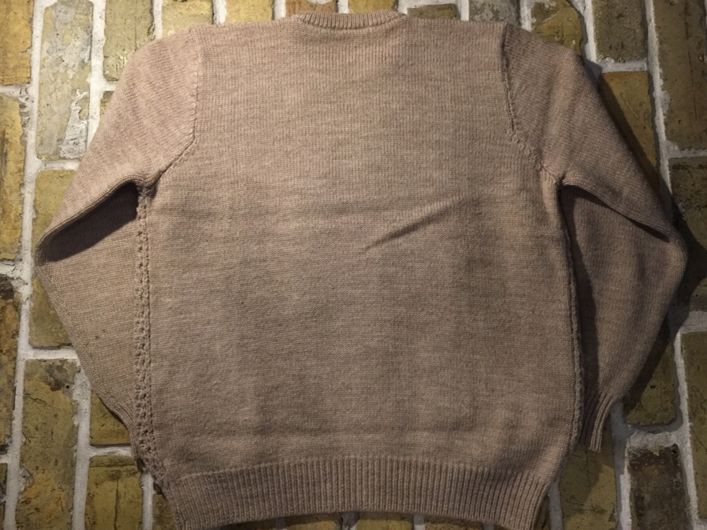 Wool Sweater!#2 (T.W.神戸店)_c0078587_16474748.jpg