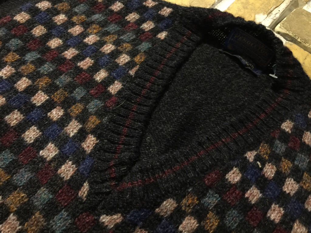 Wool Sweater!#2 (T.W.神戸店)_c0078587_1647772.jpg