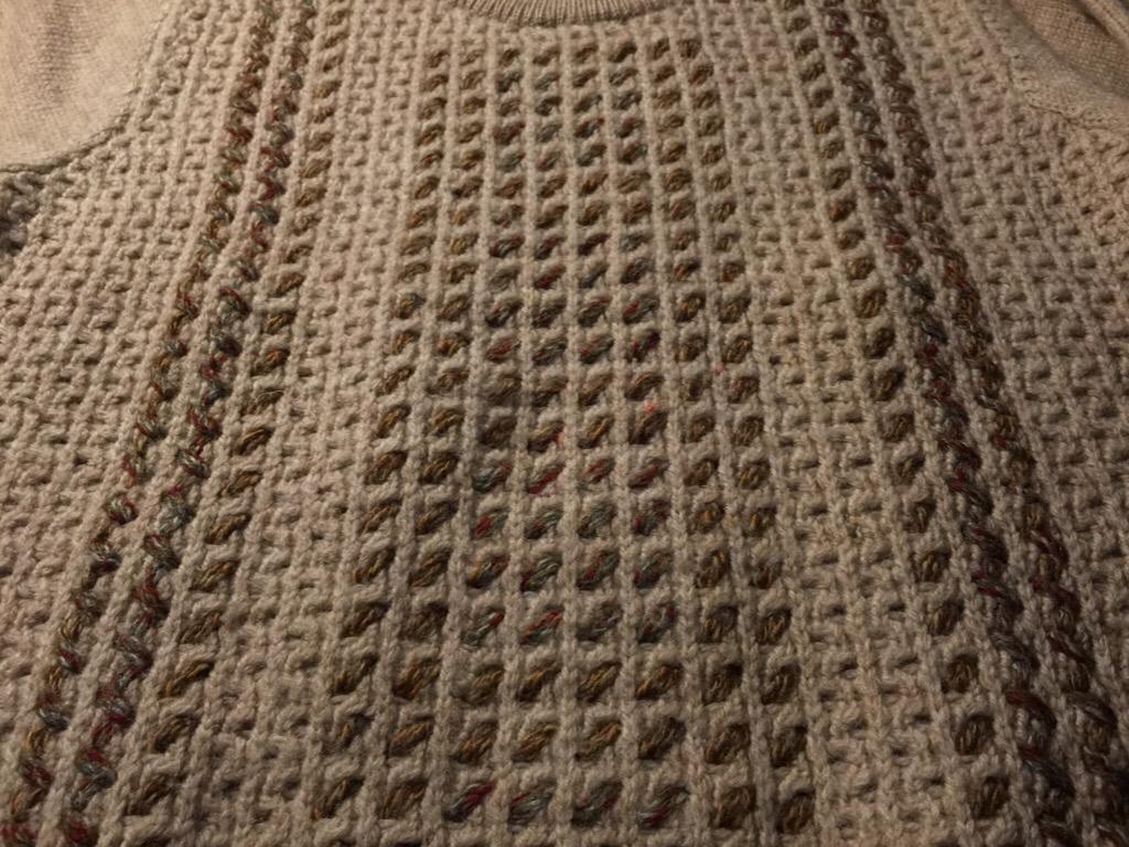 Wool Sweater!#2 (T.W.神戸店)_c0078587_16481367.jpg