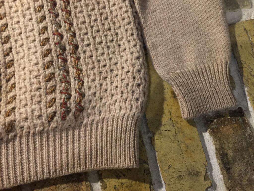 Wool Sweater!#2 (T.W.神戸店)_c0078587_16482129.jpg