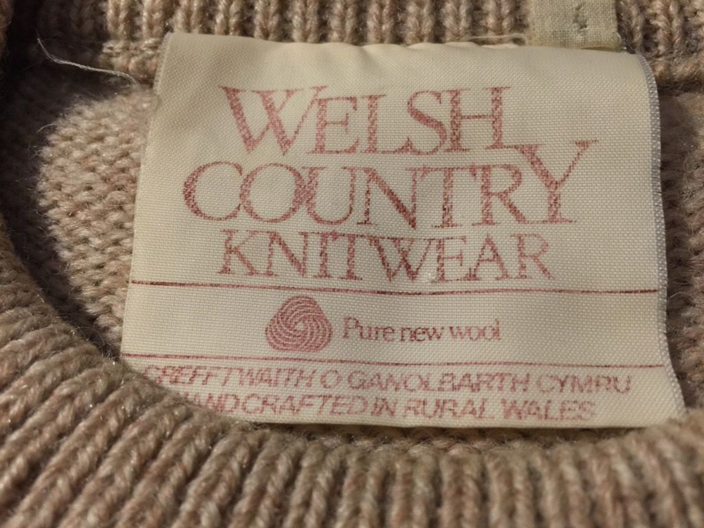 Wool Sweater!#2 (T.W.神戸店)_c0078587_16482886.jpg