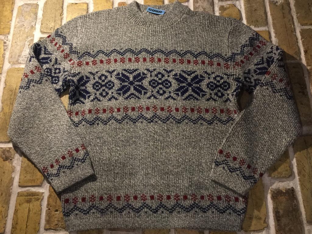 Wool Sweater!#2 (T.W.神戸店)_c0078587_16483828.jpg