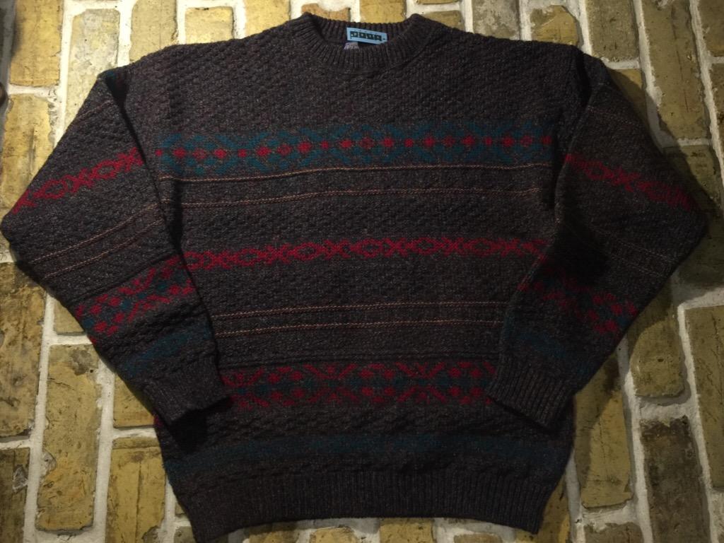 Wool Sweater!#2 (T.W.神戸店)_c0078587_16494145.jpg