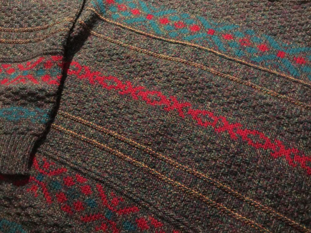 Wool Sweater!#2 (T.W.神戸店)_c0078587_16522280.jpg