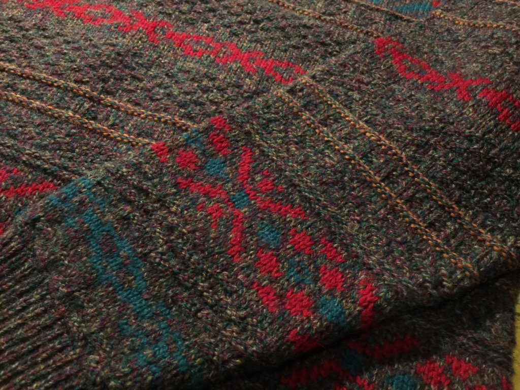 Wool Sweater!#2 (T.W.神戸店)_c0078587_16522915.jpg