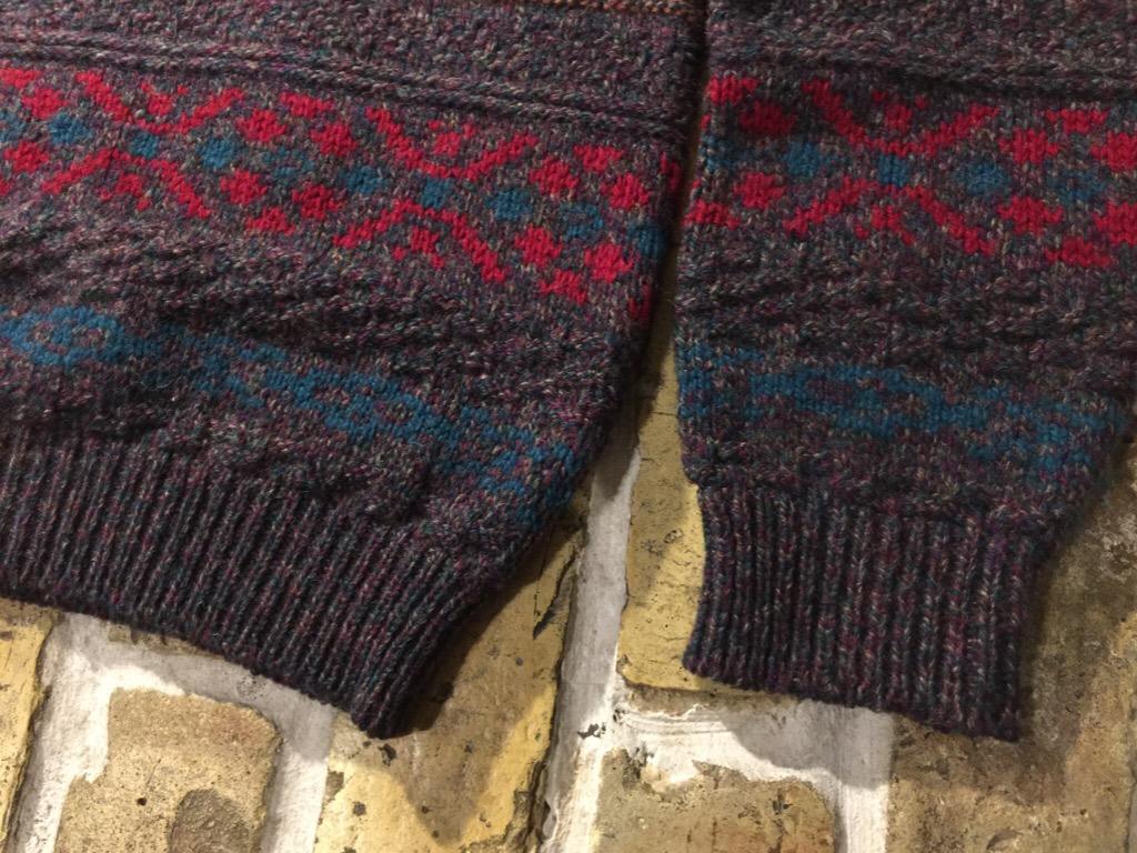 Wool Sweater!#2 (T.W.神戸店)_c0078587_16523886.jpg