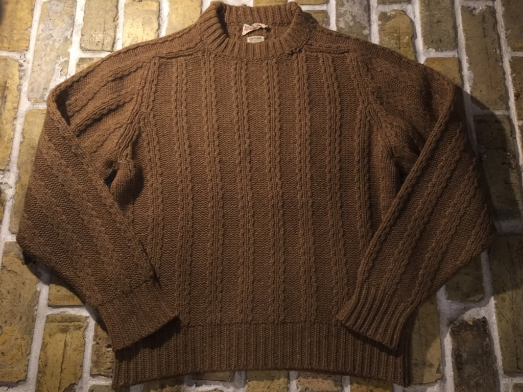 Wool Sweater!#2 (T.W.神戸店)_c0078587_16543810.jpg