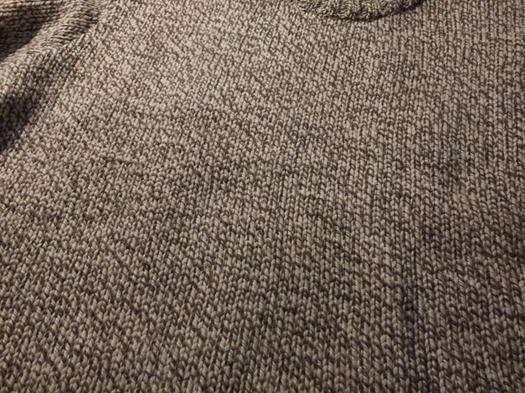 Wool Sweater!#2 (T.W.神戸店)_c0078587_1657229.jpg