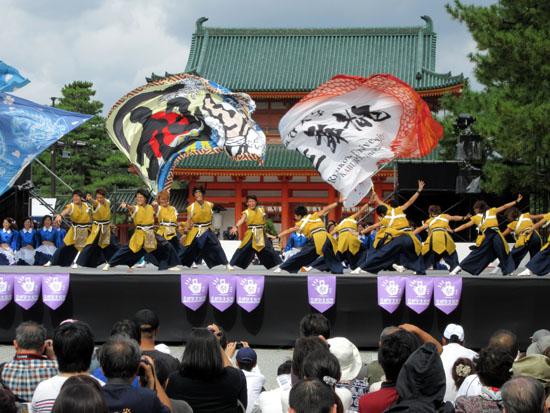 第14回京都学生祭典_e0048413_19473445.jpg