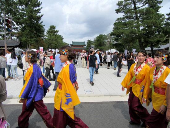 第14回京都学生祭典_e0048413_19475433.jpg