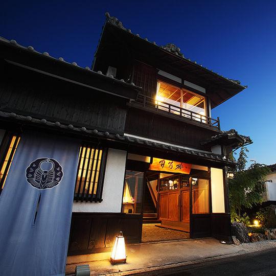 日本の旅、その3、井筒楼/ Japan Trip 3, Izutsuro_e0310424_18093658.jpeg