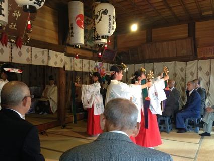 『 日吉神社 秋季例大祭 』_f0259324_8495017.jpg