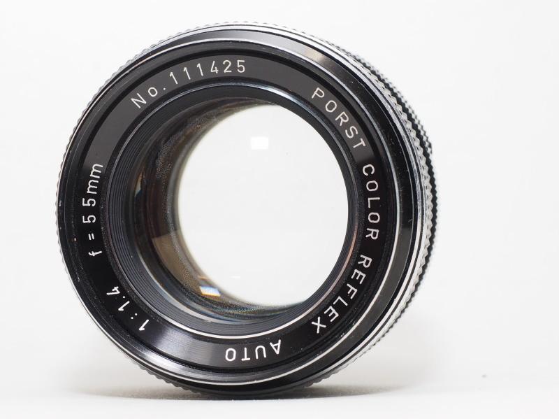 Porst Color Reflex 55mm F1.4_c0109833_17031521.jpg