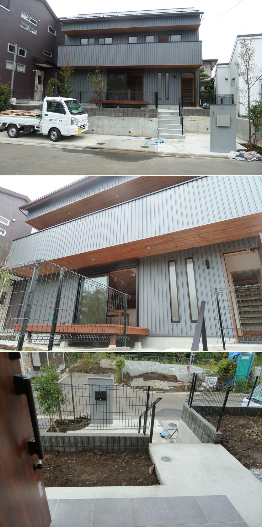 鎌倉の家☆お引渡しの日_c0152341_14522832.jpg