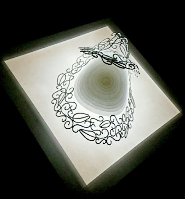 美濃和紙あかりアート展②_a0272042_12161753.jpg