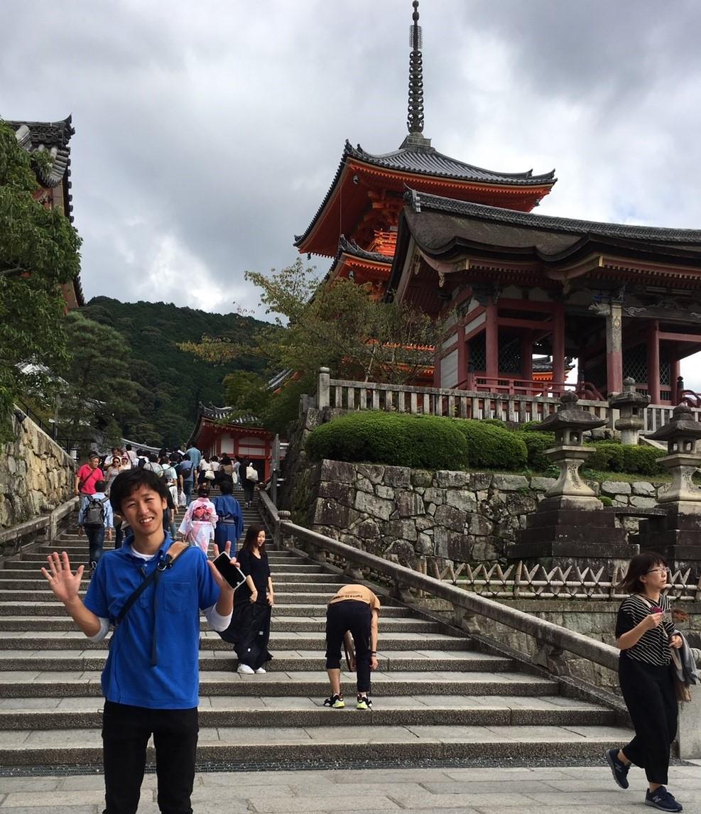 第四回・・・ぽんぽこ秋の遠足㏌京都_f0065444_1235626.jpg