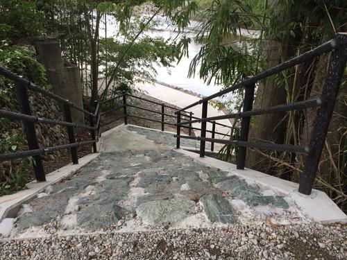 高麗川沿いの遊歩道_c0331145_17323598.jpg