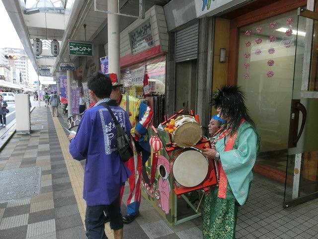 雨で様々な大会・イベントが大変だった10月の三連休_f0141310_7124251.jpg
