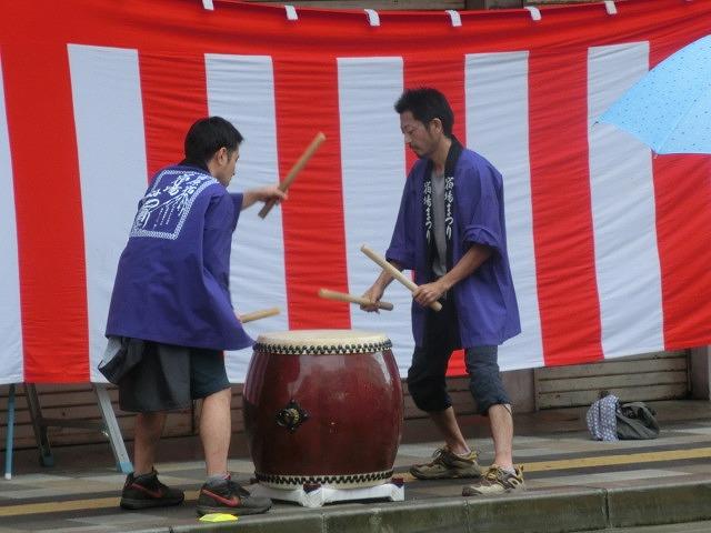 雨で様々な大会・イベントが大変だった10月の三連休_f0141310_712859.jpg