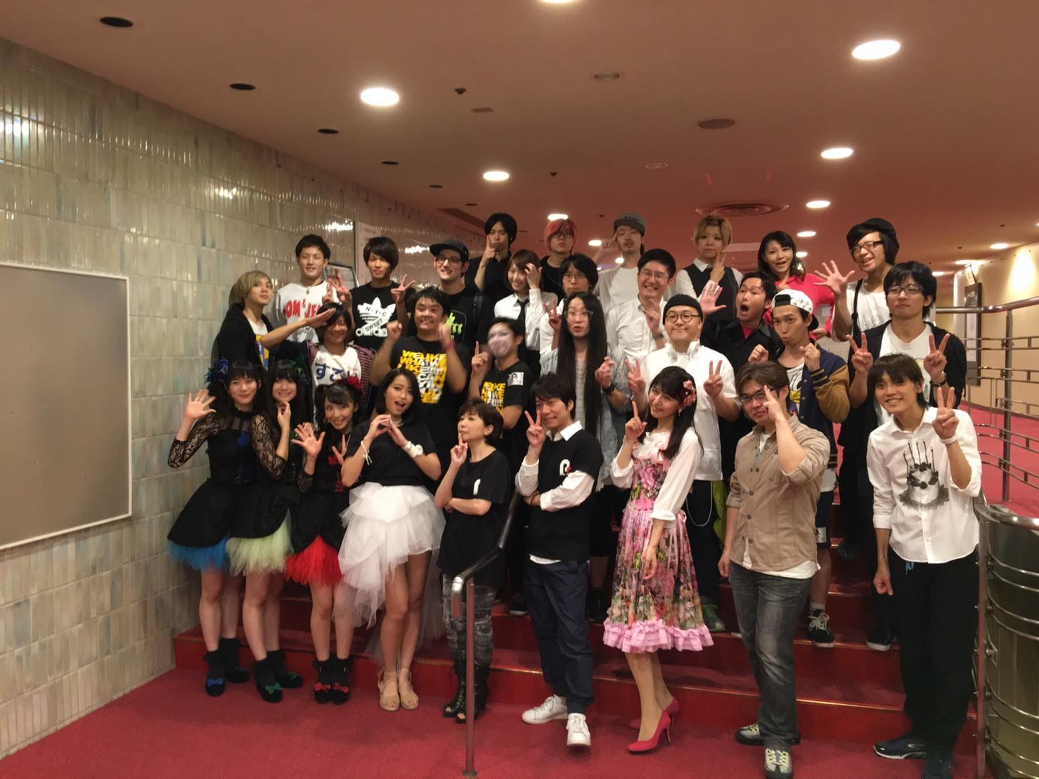 ポニーキャニオン50周年イベント_a0163623_23563478.jpg