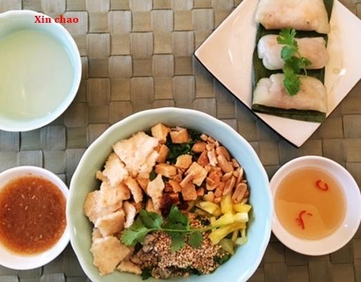 xin chao  10月のレッスン ~フエ屋台の朝食・しじみご飯の会~_d0353281_22384821.jpg