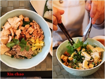 xin chao  10月のレッスン ~フエ屋台の朝食・しじみご飯の会~_d0353281_22424766.jpg