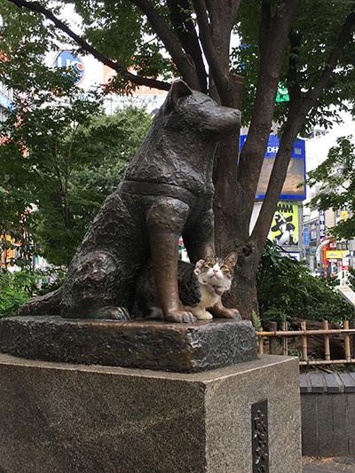 10月11日(火)今日の渋谷109前交差点_b0056983_11390394.jpg
