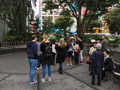 10月11日(火)今日の渋谷109前交差点_b0056983_11461961.jpg
