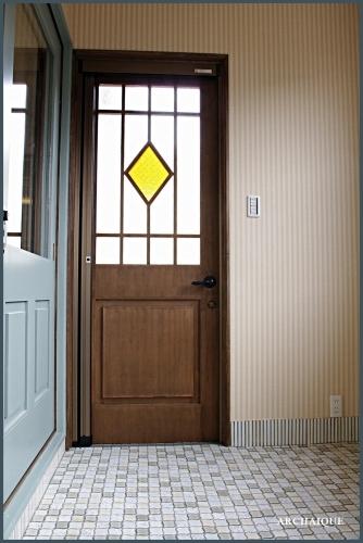 **今までの施工例 ドア シアワセノトビラアケテミマセンカ**_c0207890_17095992.jpg