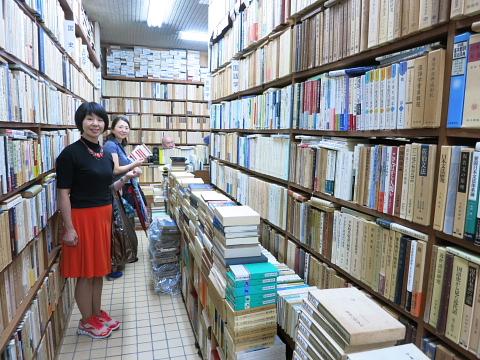 読書の秋に「ぶら古書店巡り」と「輪読会」_d0046025_20262790.jpg