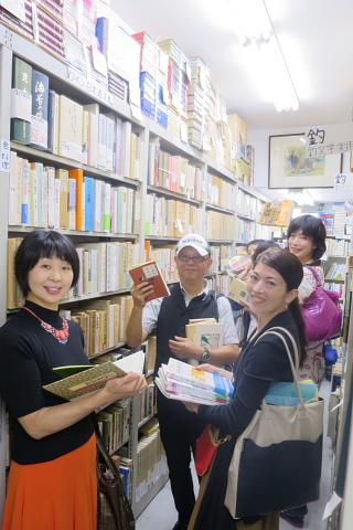 読書の秋に「ぶら古書店巡り」と「輪読会」_d0046025_20264824.jpg