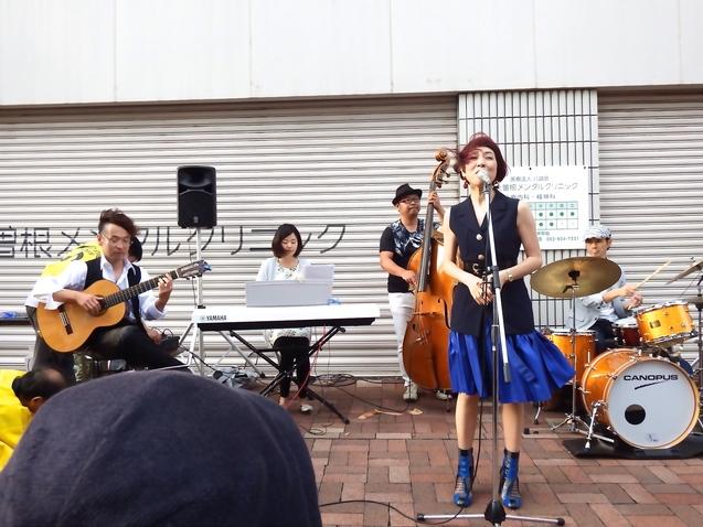 名古屋でジャズストリート!!4回目です!!_b0199930_1050227.jpg