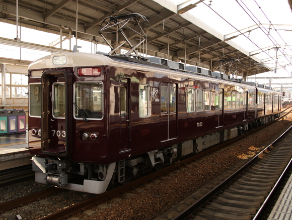 阪急7033F 返却回送_d0202264_21543299.jpg