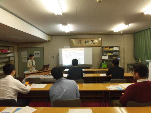 10月の卒業生懇談会_c0204368_13390389.jpg