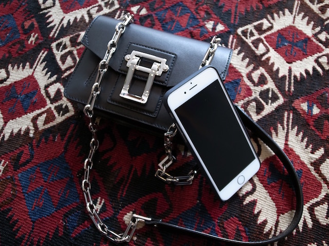 PROENZA SCHOULER HAVA CAHIN CROSSBODY BLACK:SORRY,SOLD OUT!_f0111683_13360263.jpg
