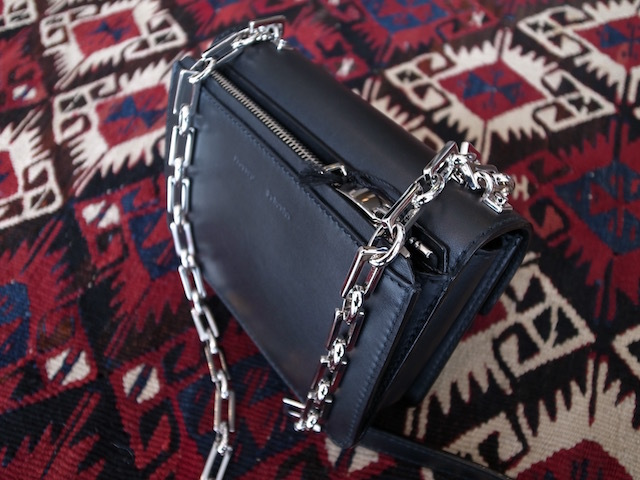 PROENZA SCHOULER HAVA CAHIN CROSSBODY BLACK:SORRY,SOLD OUT!_f0111683_13362453.jpg