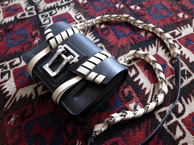 PROENZA SCHOULER HAVA CHAIN CROSSBODY WITH WHIP STICH_f0111683_15525460.jpg