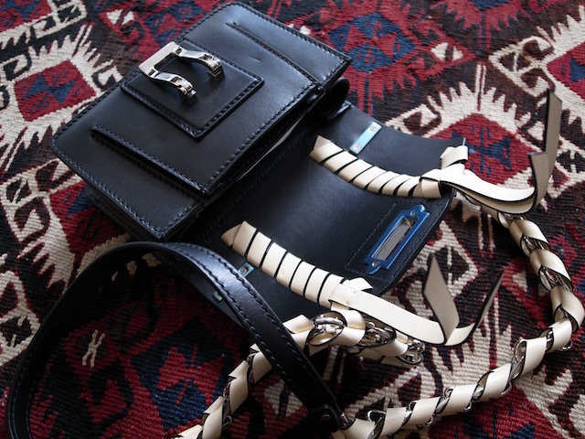 PROENZA SCHOULER HAVA CHAIN CROSSBODY WITH WHIP STICH_f0111683_15530038.jpg