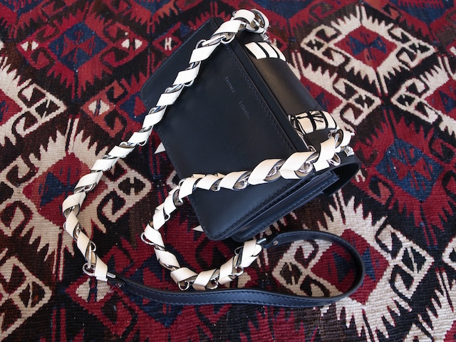 PROENZA SCHOULER HAVA CHAIN CROSSBODY WITH WHIP STICH_f0111683_15531810.jpg