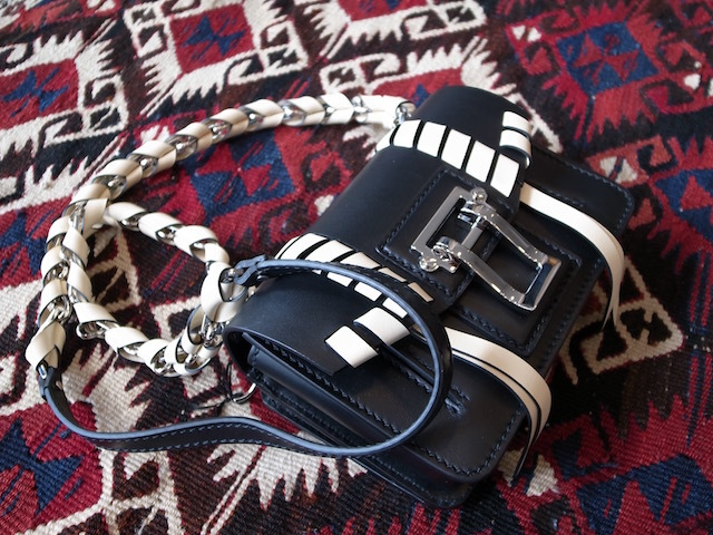 PROENZA SCHOULER HAVA CHAIN CROSSBODY WITH WHIP STICH_f0111683_15532228.jpg